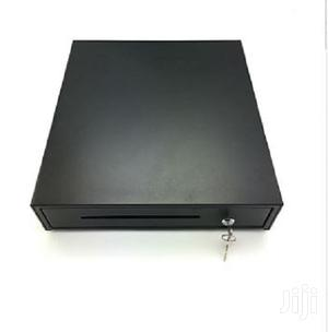 Automatic Keylock Cash Drawer With Black Finish For POS System