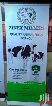Roll Up Banner Printing Services | Manufacturing Services for sale in Nairobi, Nairobi Central