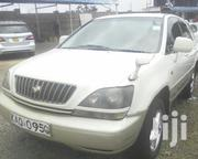 Toyota Harrier 2001 White | Cars for sale in Nairobi, Nairobi West