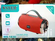Bluetooth Speaker {Wster] | Audio & Music Equipment for sale in Nairobi, Nairobi Central