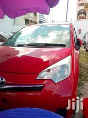 Toyota Ractis 2012 Red | Cars for sale in Mombasa, Shimanzi/Ganjoni