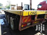 Clean Bhachu Flatbed Trailer Choice Of Two ZE And ZD | Trucks & Trailers for sale in Mombasa, Changamwe
