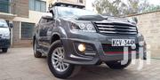 Toyota Hilux 2012 2.5 D-4D 4X4 SRX Gray | Cars for sale in Nairobi, Parklands/Highridge