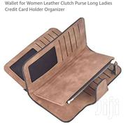 NEW LADIES BROWN LEATHER WALLET | Bags for sale in Nairobi, Nairobi Central