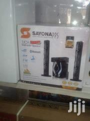 Sayona 3.1 Multimedia Speaker System SHT | Audio & Music Equipment for sale in Nairobi, Nairobi Central