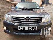 New Toyota Hilux 2012 2.5 D-4D 4X4 SRX Gray | Cars for sale in Nairobi, Kilimani