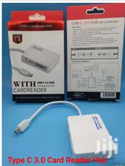 USB C Hub 3.0 Type C 2 Port OTG With 4-slot SD TF MS M2 Card Reader | Computer Accessories  for sale in Nairobi, Nairobi Central