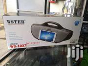 Wster Ws 1037 | Audio & Music Equipment for sale in Nairobi, Nairobi Central