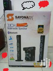 Sayona 3.1 Sht1193bt Tall Boy Series Home Theatre System | Audio & Music Equipment for sale in Nairobi, Nairobi Central