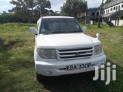 Mitsubishi Pajero IO 2000 White | Cars for sale in Kilifi, Mtwapa