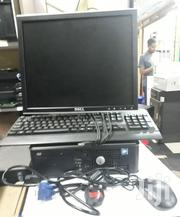 Dell Optiplex Complete Desktop Computer Set Up 160GB HDD CO2 2GB | Laptops & Computers for sale in Nairobi, Nairobi Central