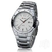 CURREN Watch 8103 Silver White | Watches for sale in Nairobi, Nairobi Central
