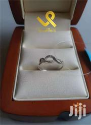 Infinity Ladies Genuine Silver  Promise Accessory Ring | Jewelry for sale in Nairobi, Lower Savannah
