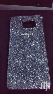 Samsung Galaxy S6 Edge Plus Glittering Back Cover. | Accessories for Mobile Phones & Tablets for sale in Nandi, Kapsabet