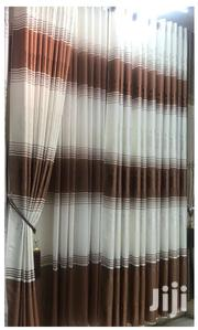 Brown Theme Curtain | Home Accessories for sale in Nairobi, Pangani