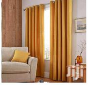 Mustard Yellow Curtain | Home Accessories for sale in Nairobi, Karen
