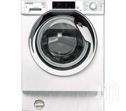 EX UK- Hoover White 8kg Digital Display Washing Machine & Dryer | Home Appliances for sale in Machakos, Syokimau/Mulolongo