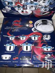 Nosir Stainless Steel Sufuria /Induction Sufuria | Kitchen & Dining for sale in Nairobi, Nairobi Central