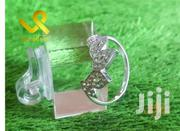 Ladies Flower  Genuine Sterling Silver Accesory  Ring | Jewelry for sale in Nairobi, Lower Savannah