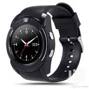 With Sim Card V8 Smart Watch Bluetooth Phone & Camera For Android/Ios | Smart Watches & Trackers for sale in Nairobi, Kahawa West