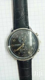 Iwc Black Automatic Watch | Watches for sale in Nairobi, Nairobi Central