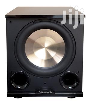 New BIC Acoustech PL-200 Powered, 12inch Subwoofer 1000 Watts