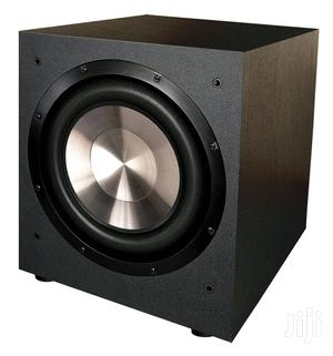 New BIC America F12, 12inch 475W Front Firing Powered Subwoofer