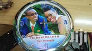 WEDDING GIFT. Personalised Wall Clock | Other Services for sale in Nairobi, Nairobi Central