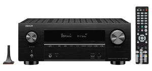 New Denon AVR-X3500H 7.2 Channel AV Surround Receiver With Dolby Atmos