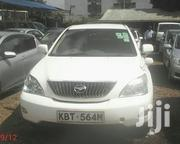 Toyota Harrier 2006 White | Cars for sale in Nairobi, Nairobi West
