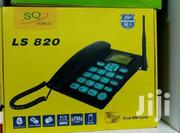 1 Sq Ls 820 Dual Sim GSM Desktop Phone | Home Appliances for sale in Nairobi, Nairobi Central