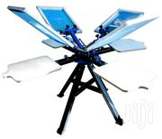 Imported 4 Color 4 Station Screen Printing Machine | Printing Equipment for sale in Nairobi, Nairobi Central