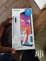 New Samsung Galaxy A70 128 GB Silver   Mobile Phones for sale in Nairobi, Nairobi Central