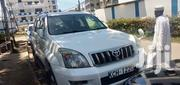 Toyota Land Cruiser Prado 2009 White | Cars for sale in Mombasa, Shimanzi/Ganjoni