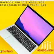 Apple Macbook Pro Retina Touch Bar 2018 Model 8gb Ram 256ssd | Laptops & Computers for sale in Nairobi, Nairobi Central