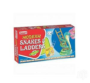 Snakes And Ladders Game For Kids