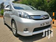 Toyota ISIS 2012 Silver | Cars for sale in Nairobi, Nairobi South