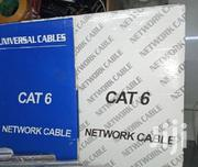 Cat 6 Network Cable One Roll | Computer Accessories  for sale in Nairobi, Nairobi Central