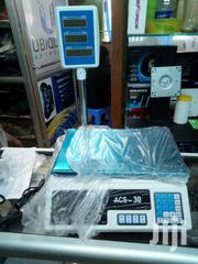 30kgs Weighing Scale-butchery Scale | Store Equipment for sale in Nairobi, Nairobi Central