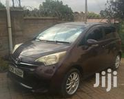 Toyota Ractis 2011 Brown | Cars for sale in Nairobi, Nairobi Central