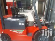 2.5 Tonne Electric Forklift | Heavy Equipments for sale in Machakos, Athi River