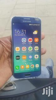 Samsung Galaxy S6 64 GB Blue   Mobile Phones for sale in Nairobi, Nairobi Central