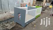 Designed Baby Cot. | Children's Furniture for sale in Machakos, Syokimau/Mulolongo