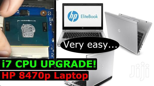 Imagine, Geting Your Laptop Repaired