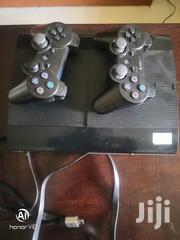Ps3 With 10 Games Installed Plus Two Joysticks | Video Games for sale in Nakuru, Biashara (Naivasha)