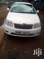 Toyota Corolla 2007 White | Cars for sale in Uasin Gishu, Langas