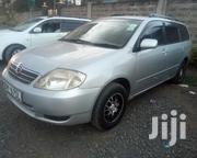 Toyota Fielder 2005 Silver | Cars for sale in Nairobi, Harambee