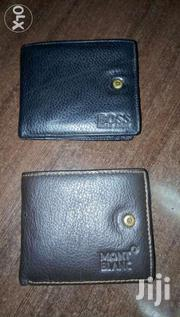 Mont Blanc Mens Leather Wallet | Bags for sale in Homa Bay, Mfangano Island