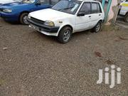 Toyota Starlet 1993 White | Cars for sale in Kiambu, Juja