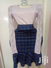 Official Skater Skirt And Long Sleeves Lacy Top | Clothing for sale in Nairobi, Nairobi Central